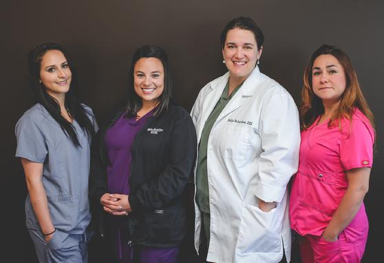 Riverside Dental Team Mollie Richardson DDS Riverside Dental Littleton Colorado General Dentistry